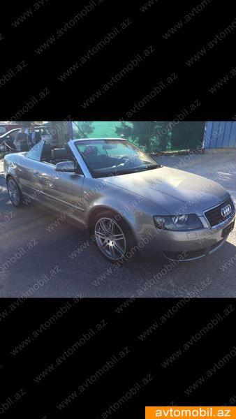 Audi A4 2.4(lt) 2002 İkinci əl  $5000