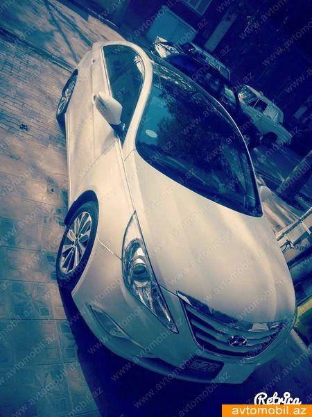 Hyundai Sonata 2.0(lt) 2013 Second hand  $14500