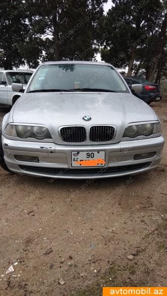 BMW 323 2.5(lt) 1999 Second hand  $9700