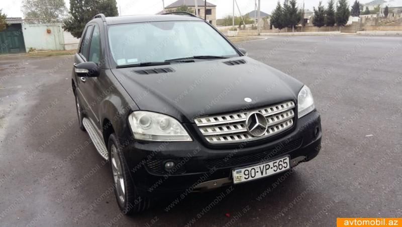 Mercedes-Benz ML 350 3.5(lt) 2005 Second hand  $11800