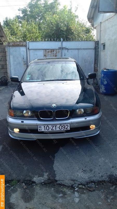 BMW 528 2.8(lt) 1995 Подержанный  $6200