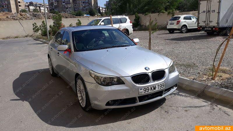 BMW 525 2.5(lt) 2004 Подержанный  $10500