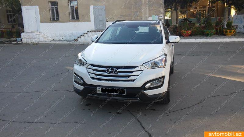 Hyundai Santa FE 2.4(lt) 2013 Подержанный  $23500