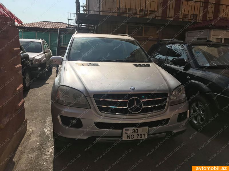 Mercedes-Benz ML 350 3.5(lt) 2005 Second hand  $20500