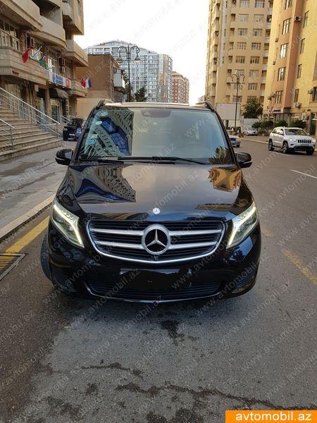 Mercedes-Benz V 230 2.5(lt) 2015 Second hand  $57000