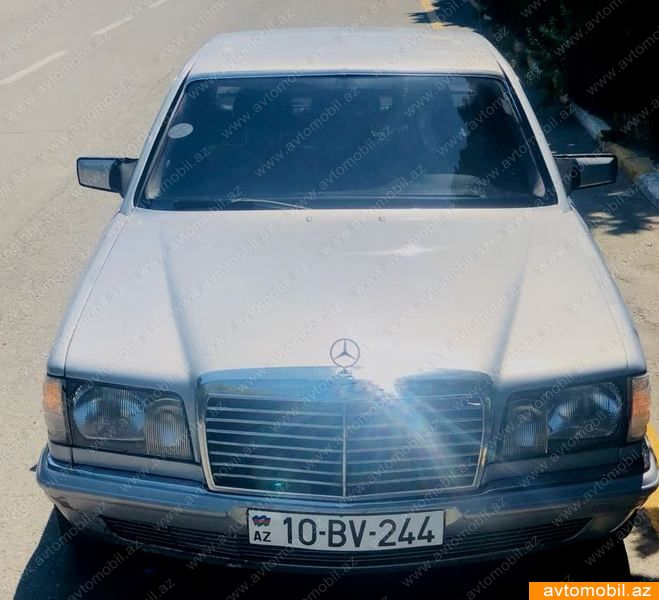 Mercedes-Benz 280 SE 2.8(lt) 1989 Second hand  $2700