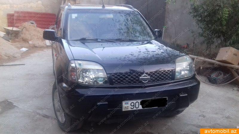 Nissan X-Trail 2.0(lt) 2002 İkinci əl  $10800