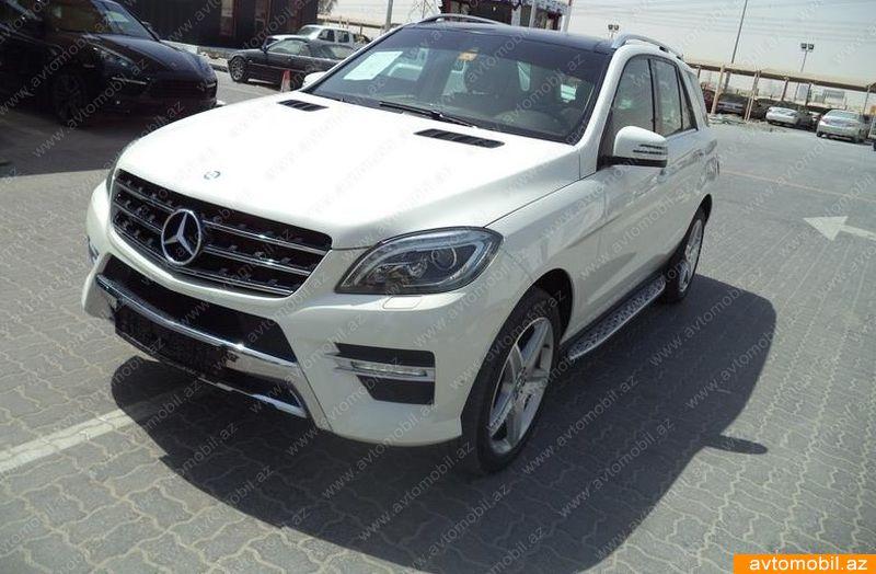 Mercedes-Benz ML 350 3.5(lt) 2013 Second hand  $12000