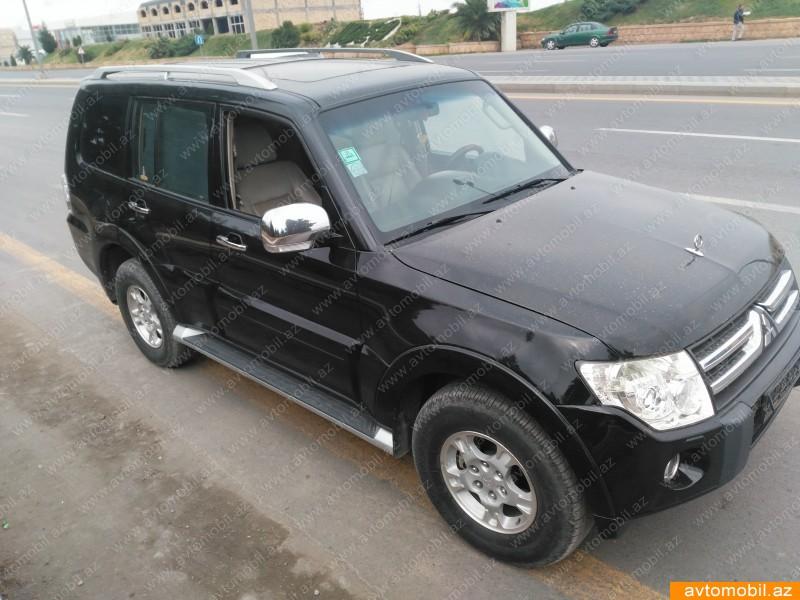 Mitsubishi Pajero 3.0(lt) 2007 İkinci əl  $21700