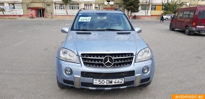 Mercedes-Benz ML 63 AMG 6.3(lt) 2006 Second hand  $18900