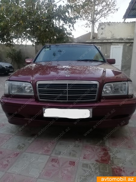 Mercedes-Benz C 200 2.0(lt) 1998 İkinci əl  $11500