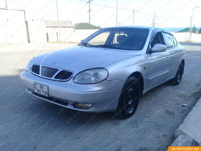 Daewoo Leganza 2.0(lt) 2001 İkinci əl  $5700