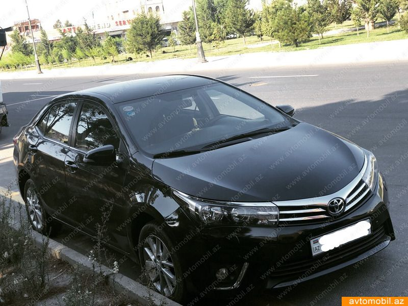 Toyota Corolla 1.6(lt) 2013 İkinci əl  $15000