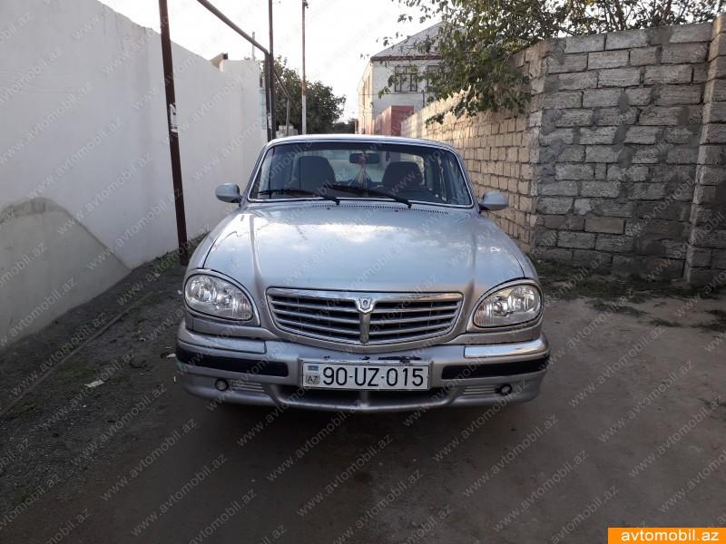GAZ 31105 2.4(lt) 2005 İkinci əl  $3000