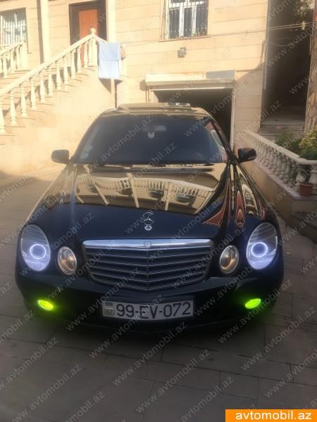 Mercedes-Benz E 220 2.2(lt) 2008 İkinci əl  $22000