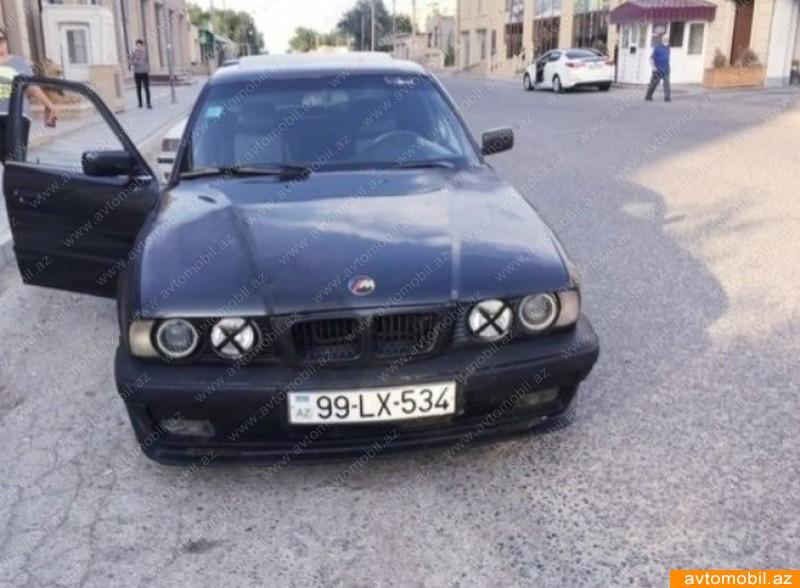 BMW 525 2.5(lt) 1991 Подержанный  $6300