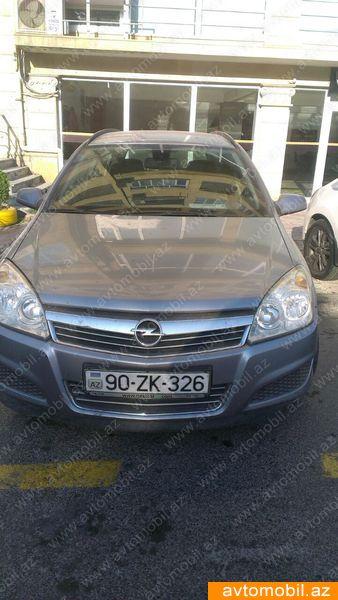 Opel Astra 1.9(lt) 2008 İkinci əl  $14200