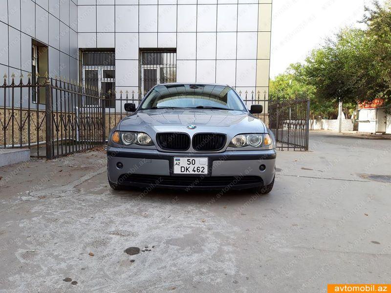 BMW 325 2.5(lt) 2005 İkinci əl  $13000