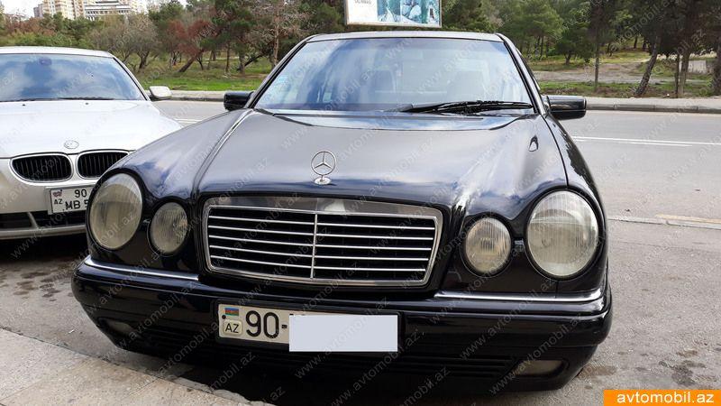 Mercedes-Benz E 280 2.8(lt) 1998 Second hand  $10000