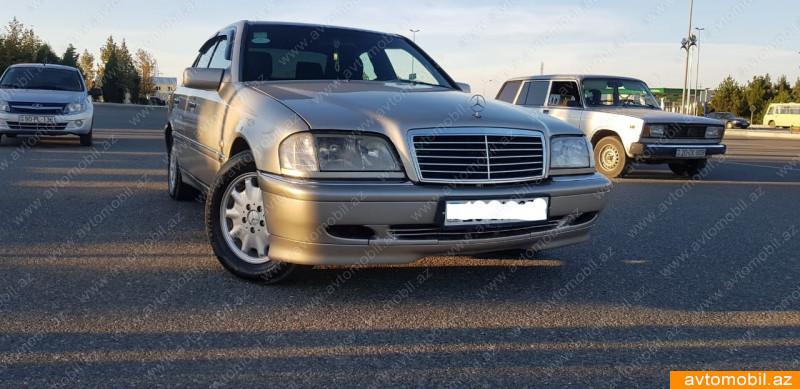 Mercedes-Benz C 180 1.8(lt) 1998 İkinci əl  $6700