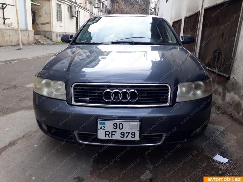 Audi A4 1.8(lt) 2003 Подержанный  $4590