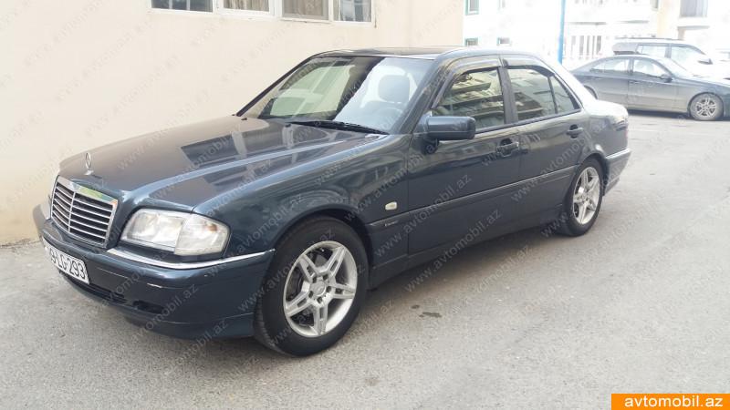 Mercedes-Benz C 240 2.4(lt) 1999 İkinci əl  $11900