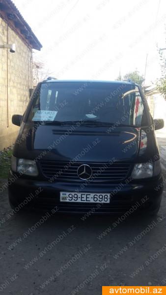 Mercedes-Benz Vito 2.2(lt) 1999 İkinci əl  $9700