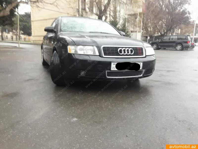 Audi A4 1800(lt) 2002 Подержанный  $4800