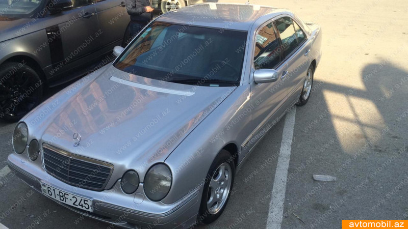 Mercedes-Benz E 240 2.4(lt) 2000 Second hand  $8000