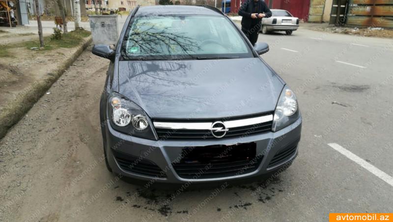 Opel Astra 1.4(lt) 2006 Подержанный  $7000