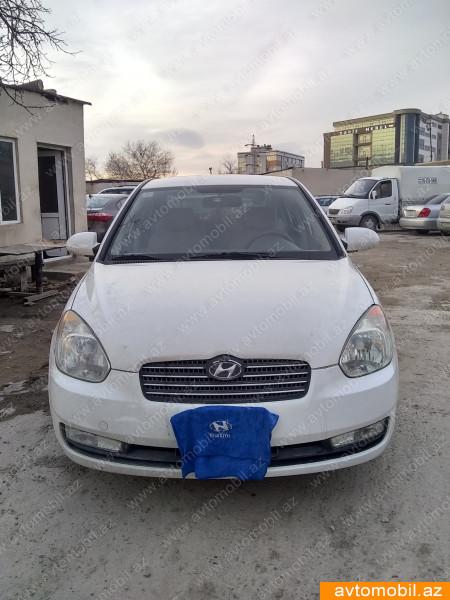 Hyundai Accent 1.4(lt) 2008 Подержанный  $7300