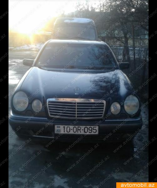Mercedes-Benz E 300 3.0(lt) 1997 Second hand  $5770