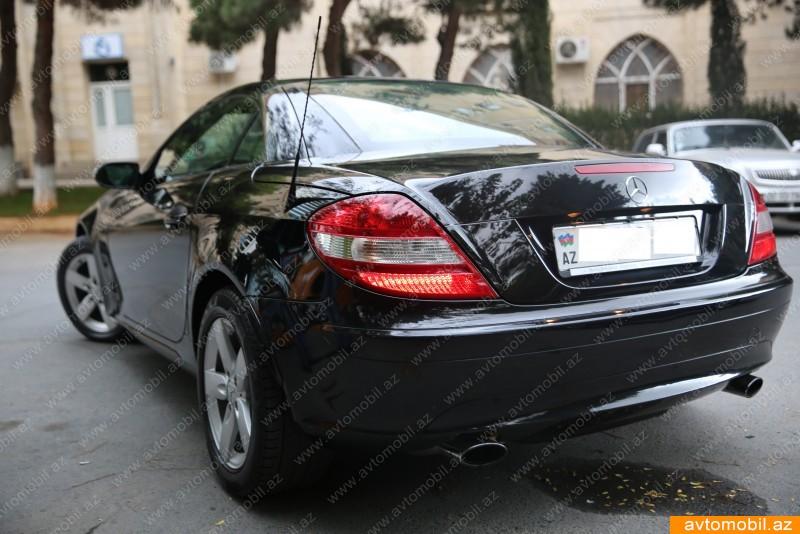 Mercedes benz slk 200 urgent sale second hand 2006 for Mercedes benz 30000