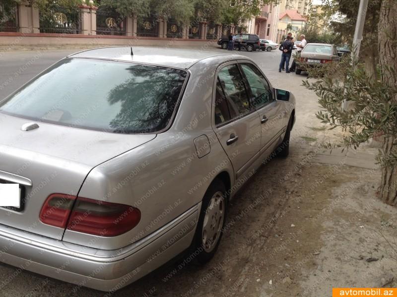 Mercedes benz e 230 second hand 1996 8000 gasoline for Second hand mercedes benz