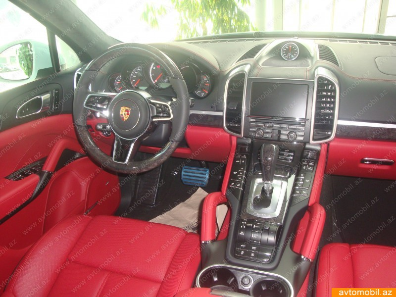Porsche Cayenne Turbo New car 2014 201500 Gasoline