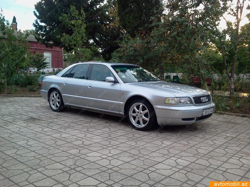 Audi A8 Second Hand 1998 8000 Gasoline Transmission Automatic