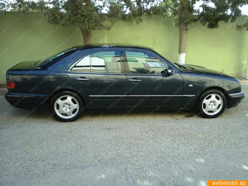 Mercedes benz e 220 urgent sale second hand 1997 9700 for Second hand mercedes benz for sale