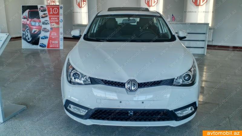 MG 5 New car, 2014, $21000, Gasoline, Transmission: Automatic, Baku ...