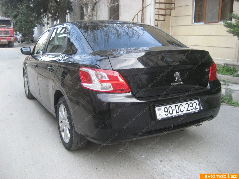 peugeot 301 second hand, 2013, $17800, gasoline, transmission