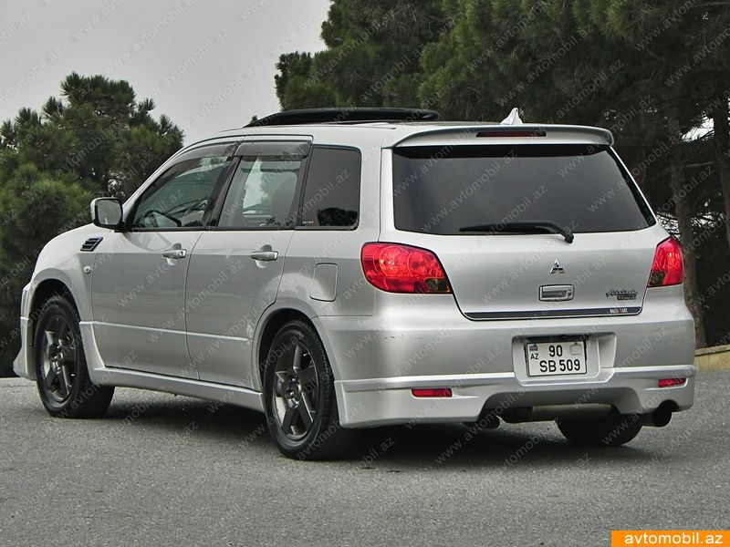 Mitsubishi Airtrek Urgent Sale Second Hand 2002 15800 Gasoline