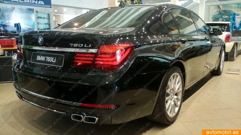 BMW 760 60lt 2014 New Car 275350