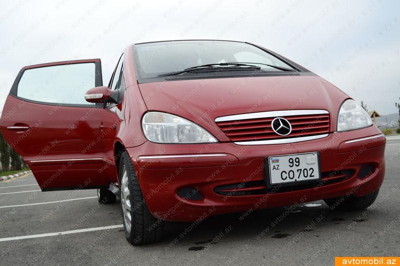 Mercedes benz a 160 urgent sale second hand 2004 7500 for Mercedes benz second hand for sale