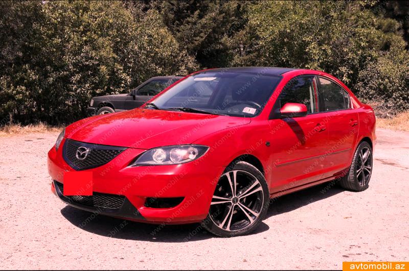 Mazda3 second hand