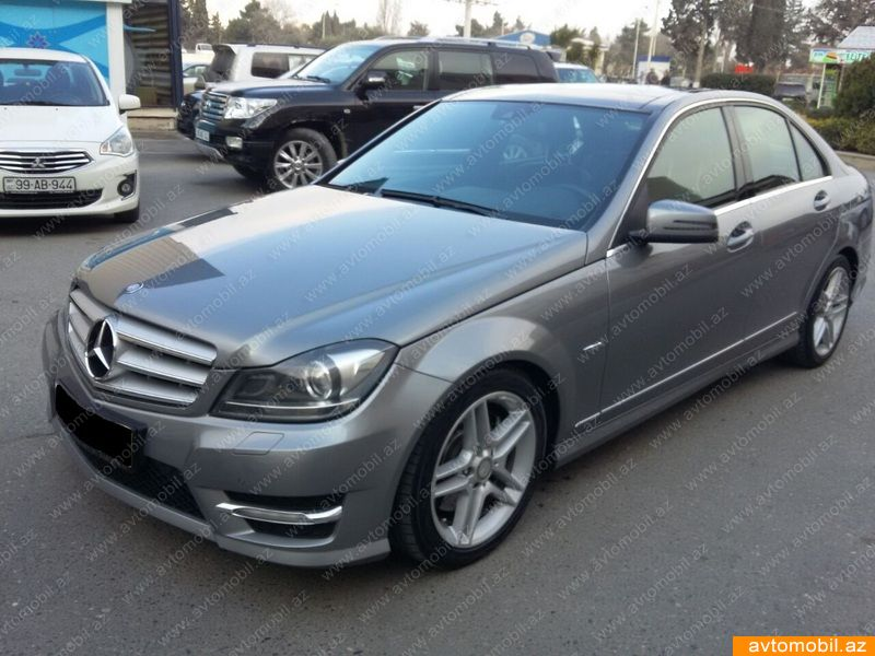 mercedes benz c 300 amg paket urgent sale second hand 2012 41999 gasoline transmission. Black Bedroom Furniture Sets. Home Design Ideas