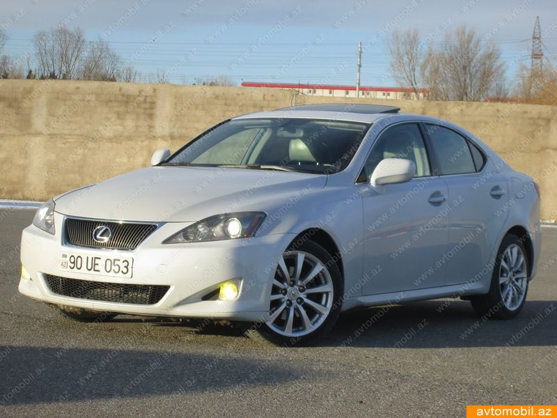 Lexus IS 250 Urgent Sale Second Hand, 2005, $20500, Gasoline, Transmission:  Automatic, 119000, Baku, SOLD | 14.01.2015