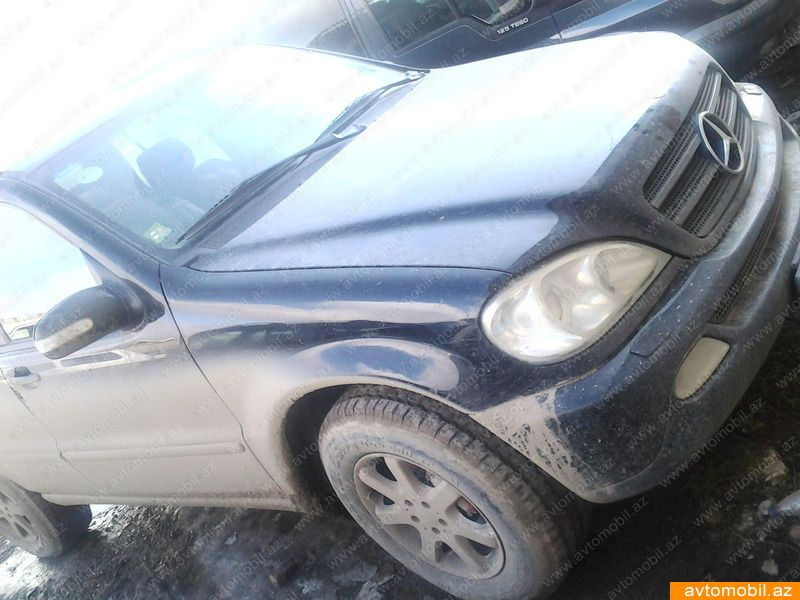 mercedes benz ml 270 urgent sale second hand 2003 20000 diesel transmission automatic. Black Bedroom Furniture Sets. Home Design Ideas