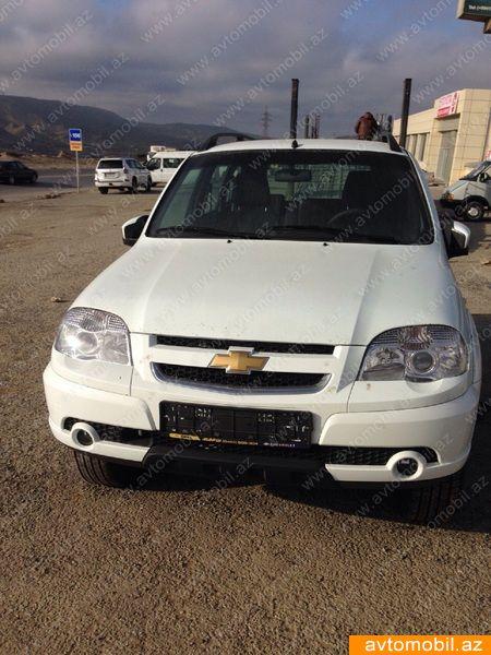Chevrolet Niva Glc New Car 2014 16100 Gasoline Transmission
