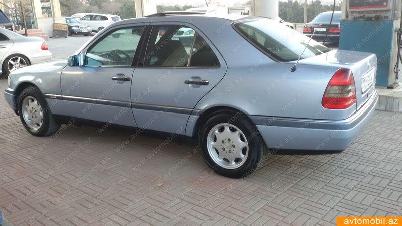 Mercedes benz c 180 elegance urgent sale second hand 1995 for Mercedes benz 7000