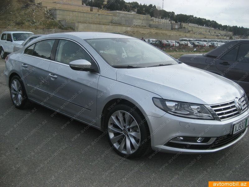 volkswagen passat cc second hand 2014 33000 gasoline transmission automatic 85000 baku. Black Bedroom Furniture Sets. Home Design Ideas