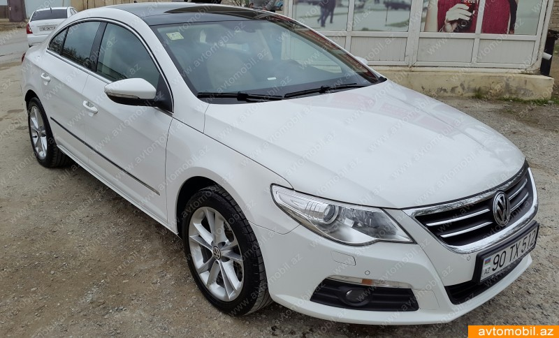 volkswagen passat cc urgent sale second hand 2010 21500 gasoline transmission automatic. Black Bedroom Furniture Sets. Home Design Ideas